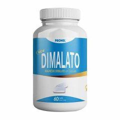 Magnésio Dimalato - 60 Cápsulas - Promel