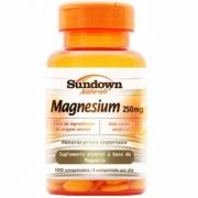 Magnesium 250mg - 100 Tabletes - Sundown
