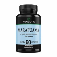 Marapuama - 60 Cápsulas - Bioklein