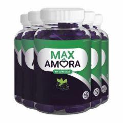 Max Amora - Promoção 5 Unidades