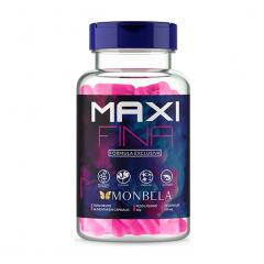 MaxiFina - 60 Cápsulas