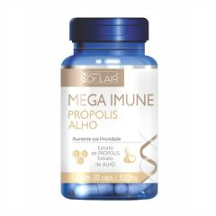 Mega Imune - 30 Cápsulas - Dr. Lair UpNutri