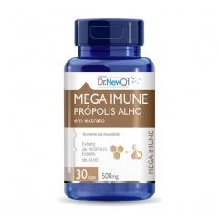 Mega Imune - 30 Cápsulas - Dr. New QI UpNutri
