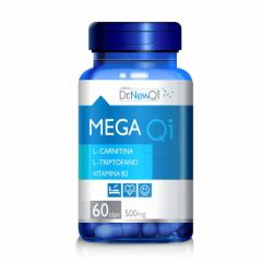 Mega QI - 60 Cápsulas - Dr. New QI UpNutri