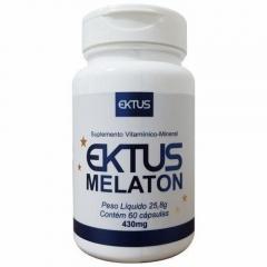 Melaton - 60 Cápsulas - Ektus