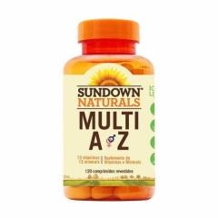Multi A-Z - 120 Comprimidos - Sundown