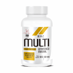 Multi de A a Z - 90 Tabletes - Health Labs