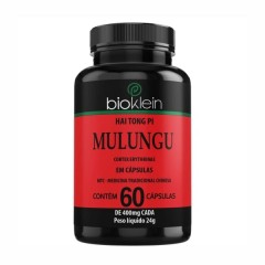 Mulungu - 60 Cápsulas - Bioklein