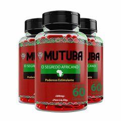 Mutuba - Promoção 3 Unidades
