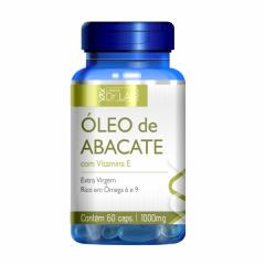 Óleo de Abacate - 60 Cápsulas - Dr. Lair UpNutri
