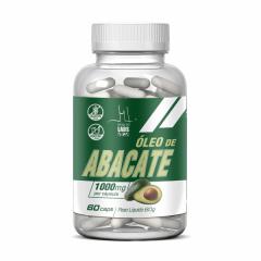 Óleo de Abacate - 60 Cápsulas - Health Labs