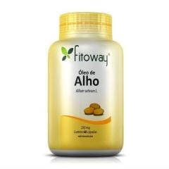 Óleo de Alho - 60 Cápsulas - Fitoway
