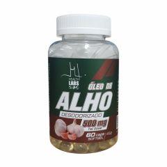Óleo de Alho - 60 Cápsulas - Health Labs