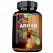 Óleo de Argan (Slim Fit) 1000mg - 60 Cápsulas - Katigua