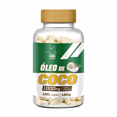 Óleo de Coco - 60 Cápsulas - Health Labs