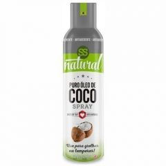 Óleo de Coco Spray - 140ml - SS Natural
