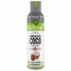Óleo de Coco Spray - 140ml - SS Natural