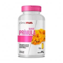 Óleo de Prímula - 60 Cápsulas - ClinicMais