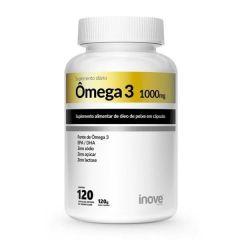 Ômega 3 1000mg - 120 Cápsulas - Inove Nutrition