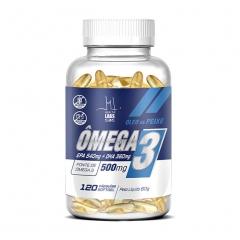 Ômega 3 - 120 Softgels - Health Labs