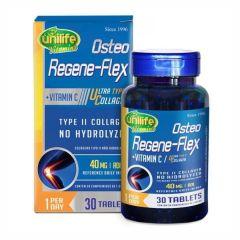 Osteo RegeneFlex - 30 Tabletes - Unilife