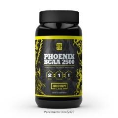 Phoenix BCAA 2500 - 120 Comprimidos  - Iridium Labs