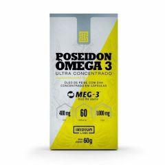 Poseidon - 60 Cápsulas - Iridium Labs