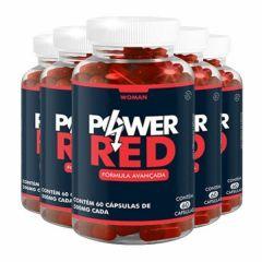 Power Red - Promoção 5 Unidades
