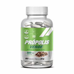 Própolis Verde - 60 Cápsulas - Health Labs
