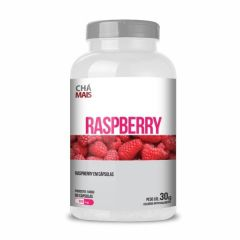 Raspberry Ketones - 60 Cápsulas - Chá Mais