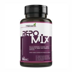 Repomix - 60 Cápsulas - Melcoprol