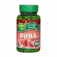 Romã - 60 Cápsulas - Unilife