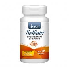Selênio - 60 Comprimidos - Tiaraju