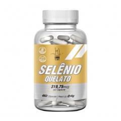 Selênio Quelato - 60 Cápsulas - Health Labs