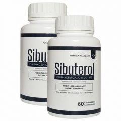 Sibuterol - 60 Cápsulas - Promoção 2 Unidades