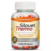 Silouet Thermo - 90 Cápsulas - Maxinutri
