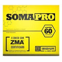 SomaPro ZMA - 60 Comprimidos - Iridium Labs