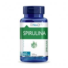 Spirulina - 60 Cápsulas - Dr. New QI UpNutri