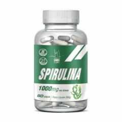 Spirulina - 60 Cápsulas - Health Labs