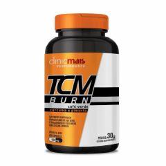 TCM Burn - 60 Cápsulas - ClincMais