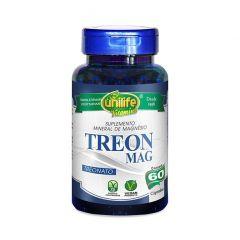 Treon (Magnésio Treonato) - 60 Cápsulas - Unilife