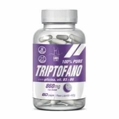 Triptofano - 60 Cápsulas - Health Labs