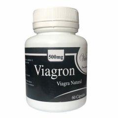 Viagron - 60 Cápsulas - Vida Natural