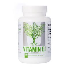 Vitamin E - 100 Cápsulas - Universal Nutrition
