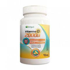 Vitamina D 2000UI - 60 Cápsulas - Katiguá
