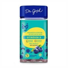 Vitamina D - 60 Unidades - Dr. Good