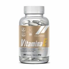 Vitamina E - 60 Cápsulas - Health Labs