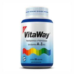 VitaWay Polivitamínico A Z - 30 Cápsulas - Fitoway