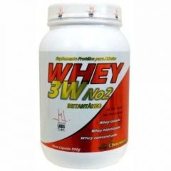 Whey 3W No2 900g - Health Labs