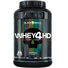 Whey 4 HD - 907g(2lbs) - Black Skull